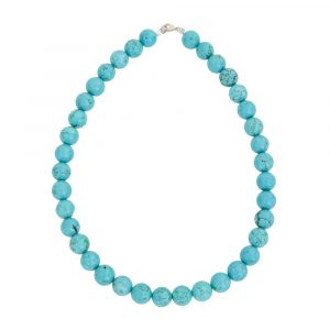 Collier-turquoise