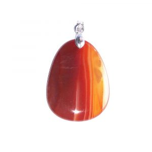 pendentif-cornaline-pierre-plate-01
