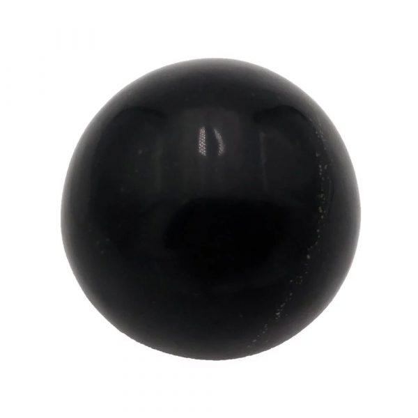 sphere-agate-noire