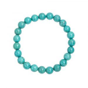 Bracelet-turquoise-pierres-boules-08mm