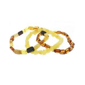 Bracelet pierre roulée ou nugget